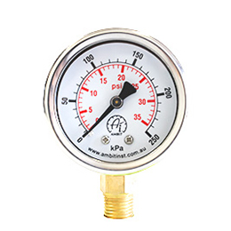 Pressure Gauge General Purpose 50mm