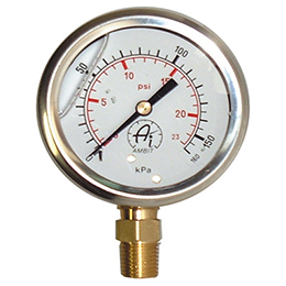 Pressure Gauge General Purpose 63mm Series 300