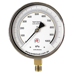 Test Gauge Series 800