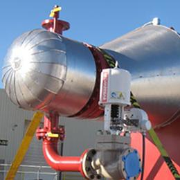 thermal fluid steam generators