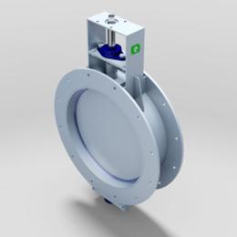 zero leakage damper valve