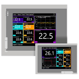Temperature Monitoring Systems-Industrial Panel PC