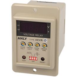 Aevr-d multi-functionable digital dc voltage controller