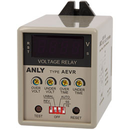aevr multi-functionable digital voltage controller