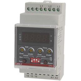 ep4-1 multi function digital voltage relay