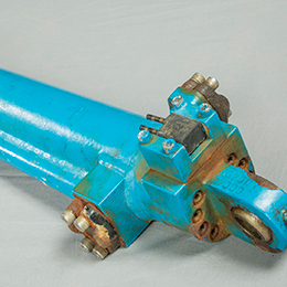 cylinder refurbishment