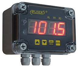 DIGITAL INDICATORS WITH RELAY OUTPUTS - PMS-620N