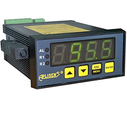 DIGITAL INDICATORS WITH RELAY OUTPUTS - PMS-920 PMT-920