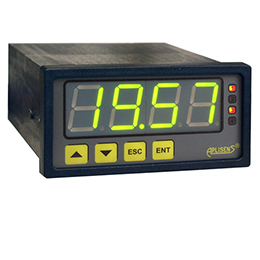 DIGITAL INDICATORS WITH RELAY OUTPUTS - PMS-970P