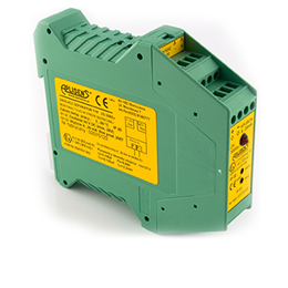 INTRINSICALLY SAFE POWER SUPPLY AND ISOLATOR - ZS-30Ex1