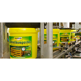 APULLMA automatic bucket filling line