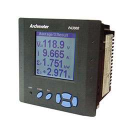 Smart Power Meter PA3000