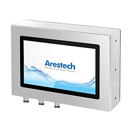 Stainless Steel Industrial Monitor