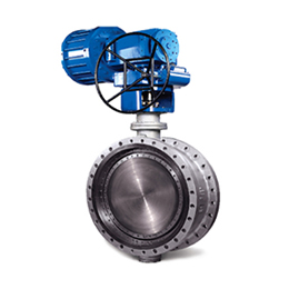 Energy Division Triple Eccentric Butterfly Valves