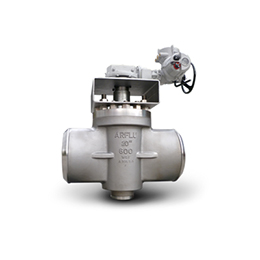 Water Division Plug Valves