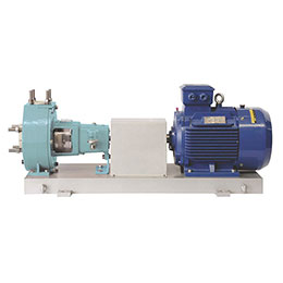 Horizontal Mechanical Seal Pumps-ZGE Range
