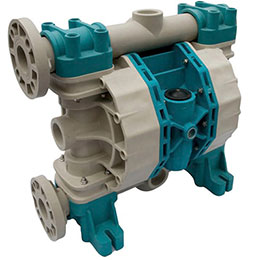 Polypropylene AODD Pumps