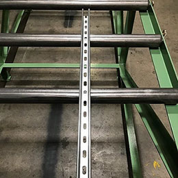 channel strut roll forming lines