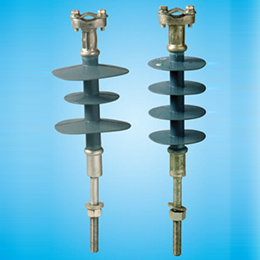 COMPOSITE PIN INSULATORS
