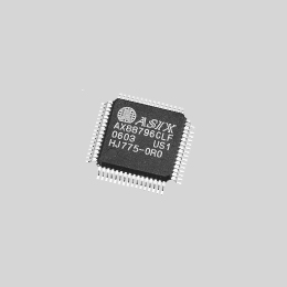 Embedded Non PCI Fast Ethernet Controller AX88796C