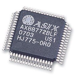 USB 2.0 to Fast Ethernet Controller AX88772B