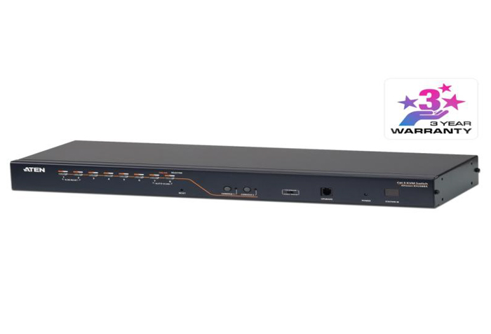 Cat 5 KVM Switches KH2508A