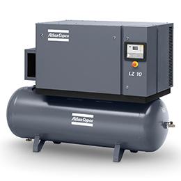 LZ premium oil-free compressor