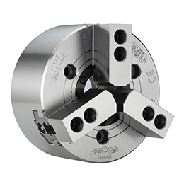 Large through-hole power chuck 3HB-3Jaw