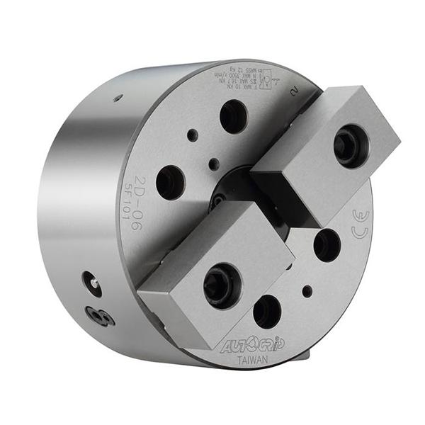 Pull lock power chuck 2D