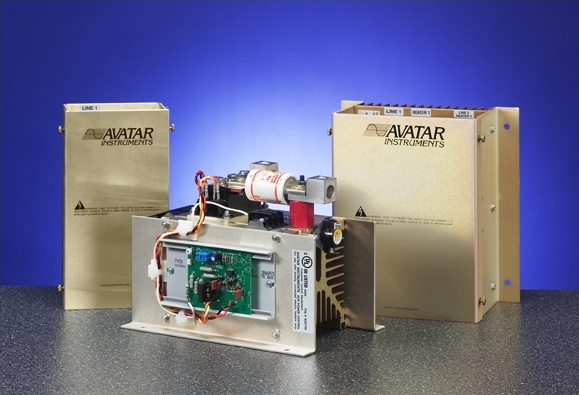 A1Z Series Single Phase 1-Leg SCR Power Controllers