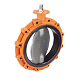 WOUTER WITZEL EVTLS LUGGED BUTTERFLY VALVE