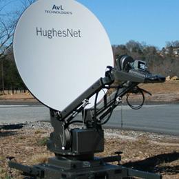 Ka-Band Mobile VSAT Antennas