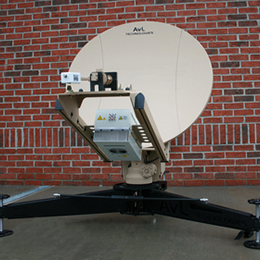 MEO Tracking Ka-Band Antenna