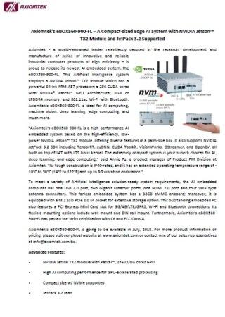 Axiomtek's eBOX560-900-FL