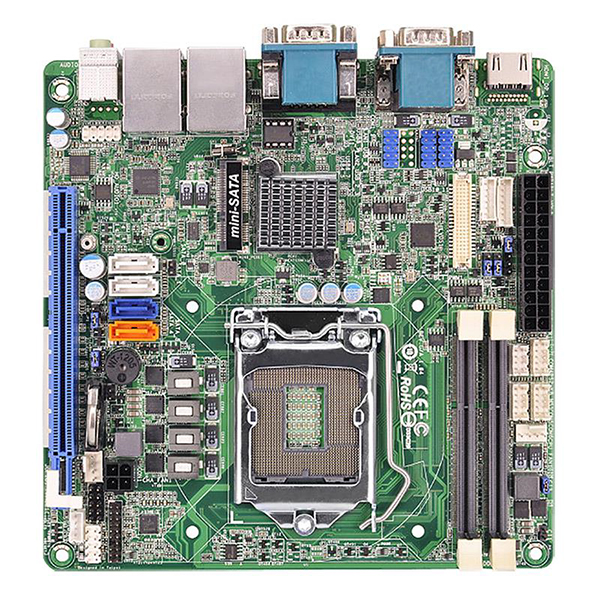 Mini ITX Motherboard MANO881