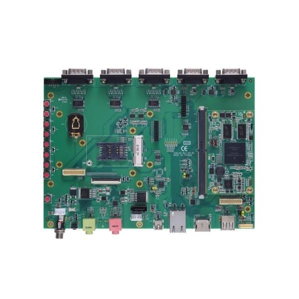 RISC Based System On Module SCM120-120-EVK