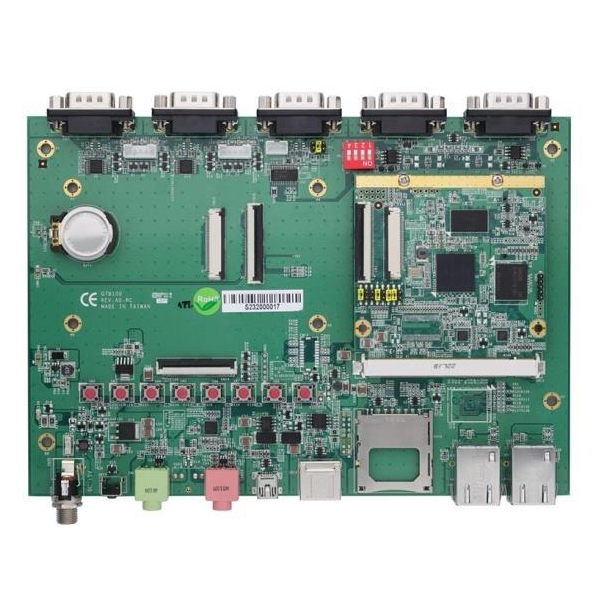 RISC Based System On Module Q7M100-100-EVK