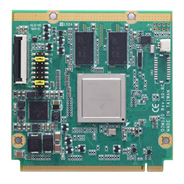 RISC Based System On Module Q7M120