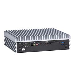 Fanless Embedded System eBOX670-891-FL