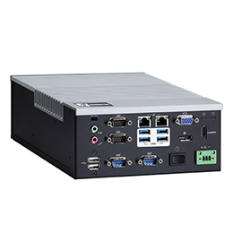 Fanless Embedded System eBOX640-500-FL
