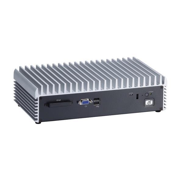Fanless Embedded System eBOX635-881-FL