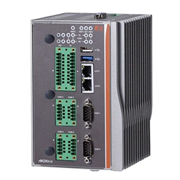 DIN-rail Fanless Box PC rBOX510-6COM (ATEX/C1D2)
