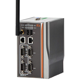 DIN-rail Fanless Box rBOX103