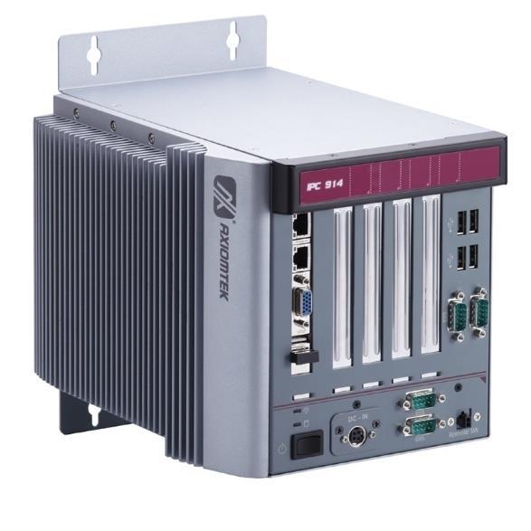 Fanless Industrial PC IPC914-213-FL