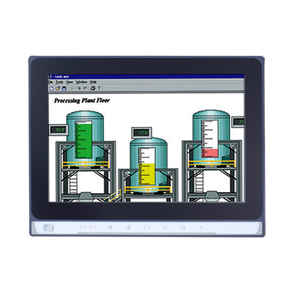 Industrial Fanless Touch Panel PC GOT103W-845