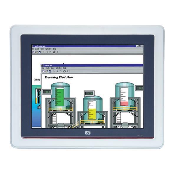 Industrial Fanless Touch Panel PC GOT5120T-834