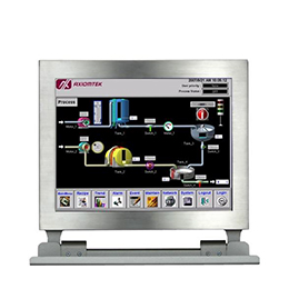 Stainless Touch Panel PC GOT812LR-834