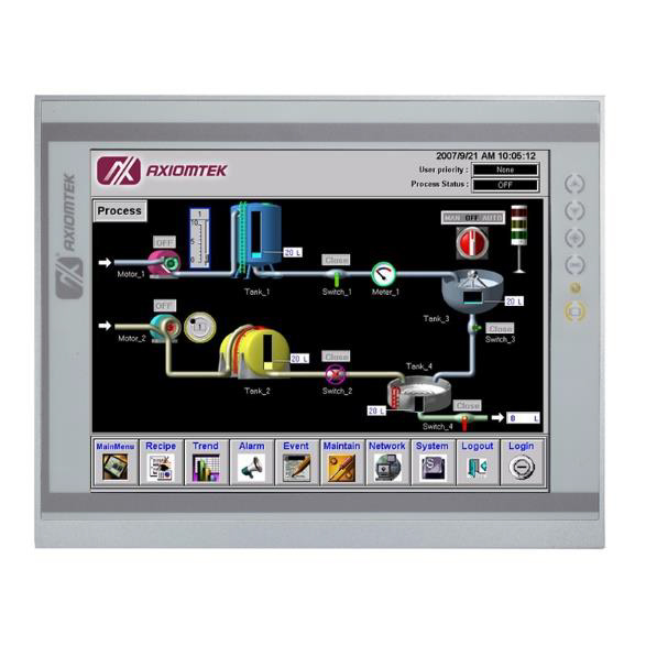 Industrial Touch Panel PC P1157S-881