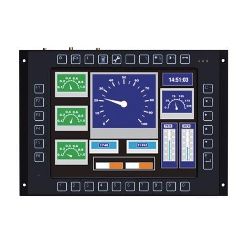 Transportation Panel PC GOT710-837