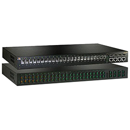 Managed & Unmanaged Ethernet Switch EX27000 Series